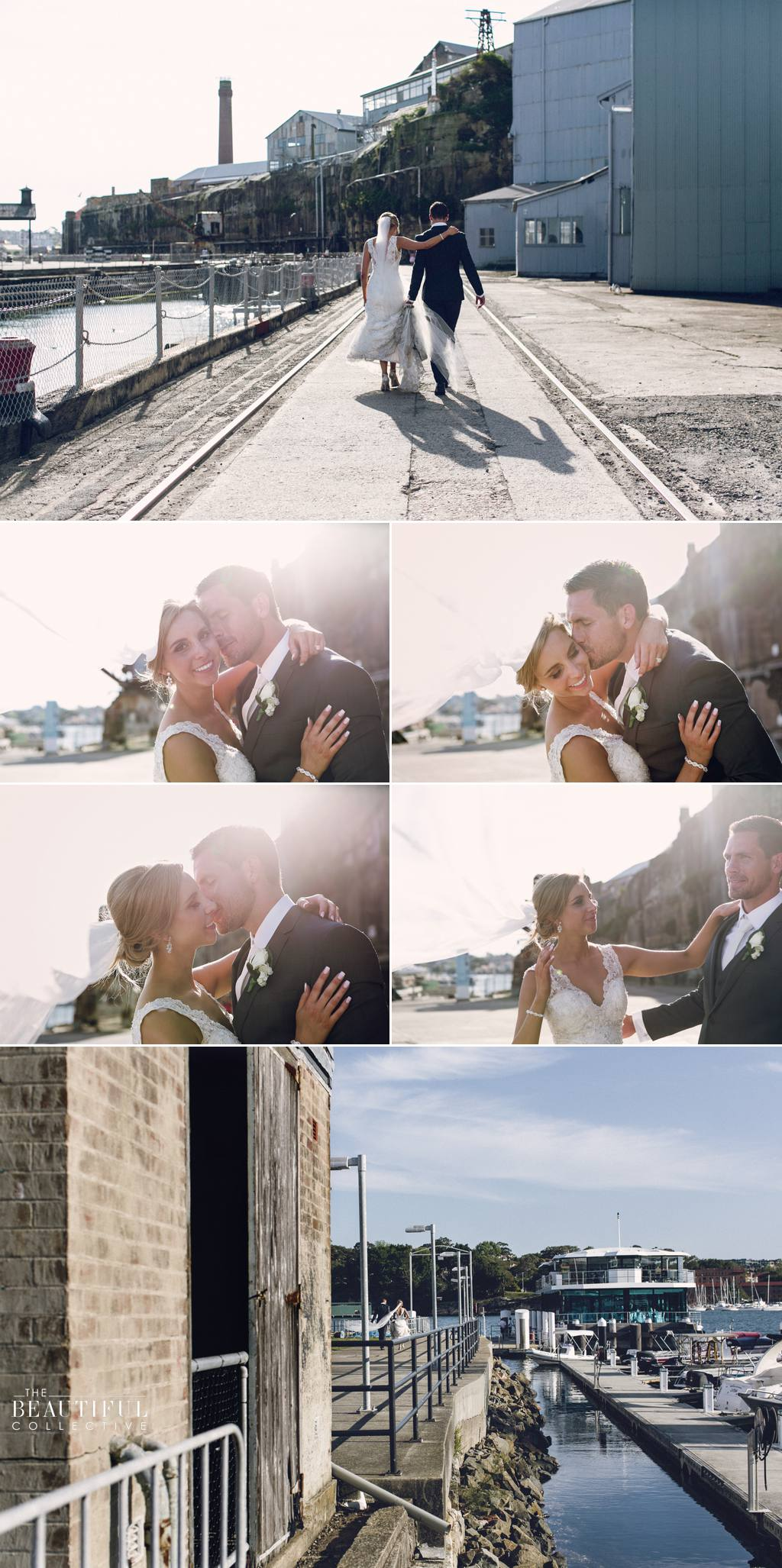 Cockatoo Island Wedding Sarah+Adam 21