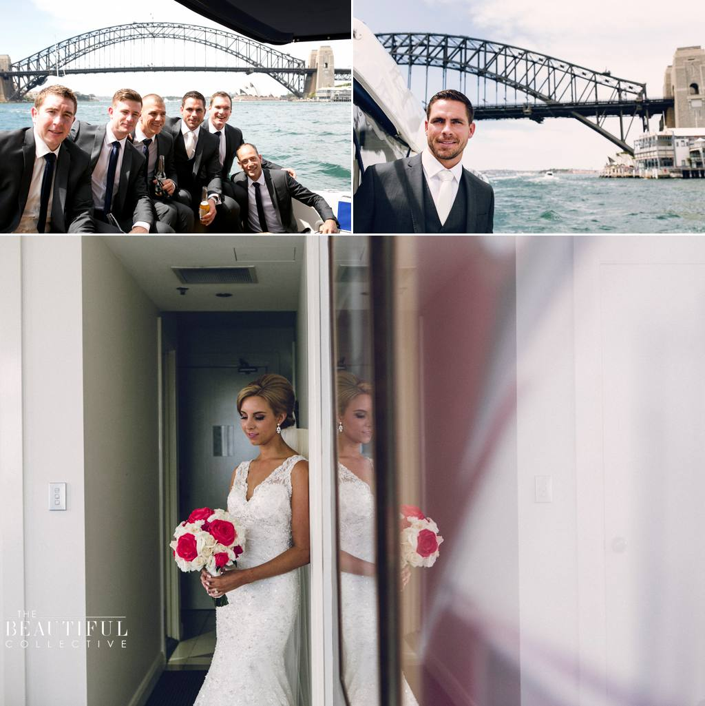 Cockatoo Island Wedding Sarah+Adam 6